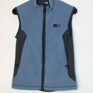 REI- Light Blue Vest Size Small